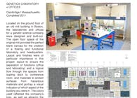 Genetics Laboratory + Offices