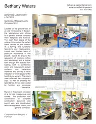 Genetics Laboratory + Offices