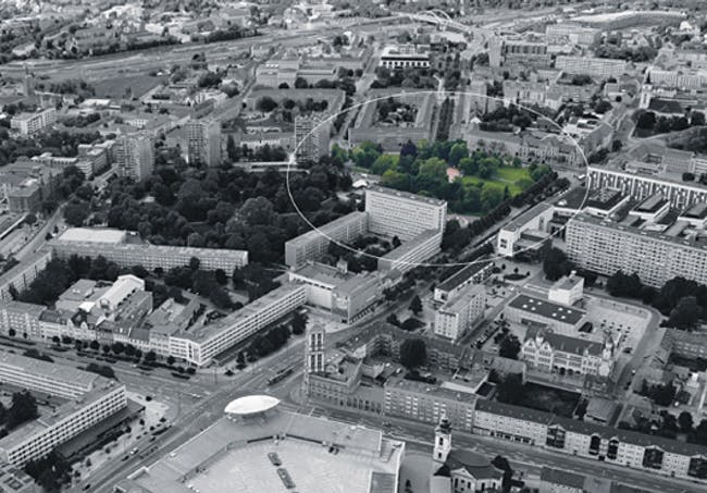 Send your proposals to the Bauhaus Museum Dessau open competition!