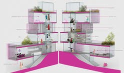 Blueprint for Architect Barbie! Think pink – and give her a monster home