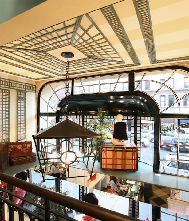 Madison Store Interior