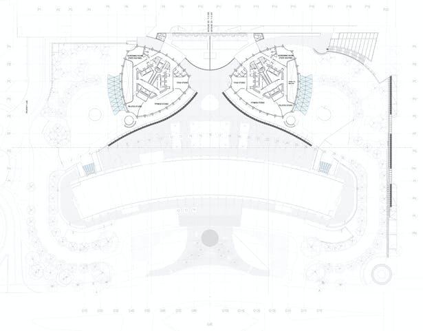 Site Plan of Complete Development