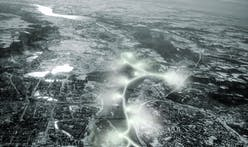 THE BLUE LINE - Winner of Kiev Islands Master Plan Competition