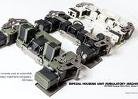 Bipedal Housing Unit (fully functional, scaled prototype model)