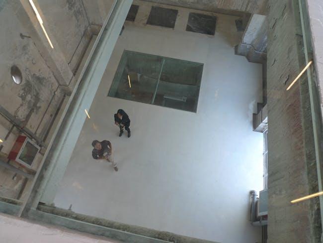 Repurposed silo