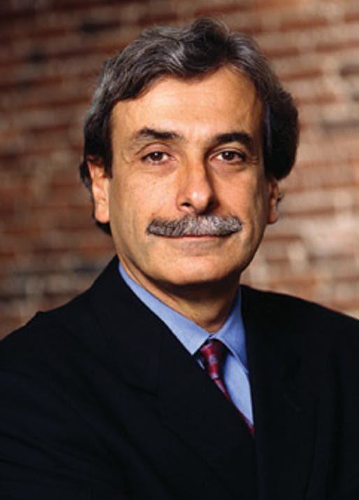 David Manfredi, a principal at Boston-based Elkus Manfredi Architects. (Image via elkus-manfredi.com)
