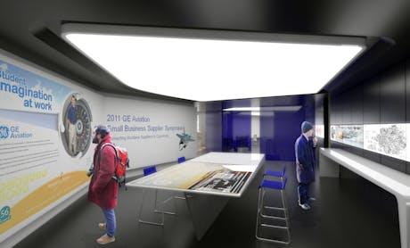 GE Aviation Co-Creation Lab_lab