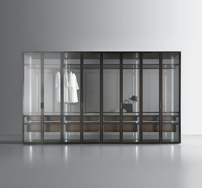 Best Furniture System - Rimadesio: Cover Freestanding, by Giuseppe Bavuso. Photo credit: Azure