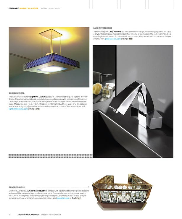 Architectural Products Mag June 2010