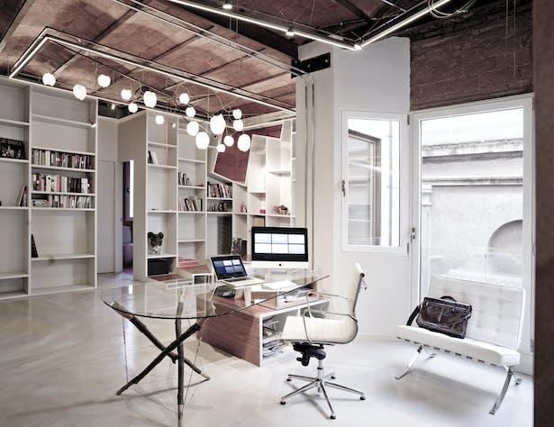 Working zone