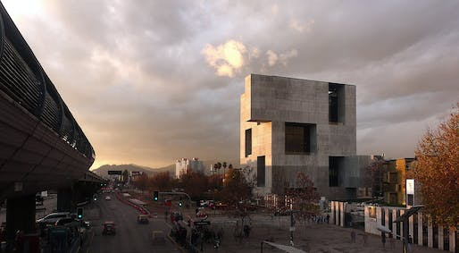UC Innovation Center, Universidad Católica de Chile. Image courtesy of RIBA.