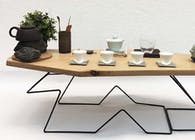 FURNITURE DESIGN - Tea Table
