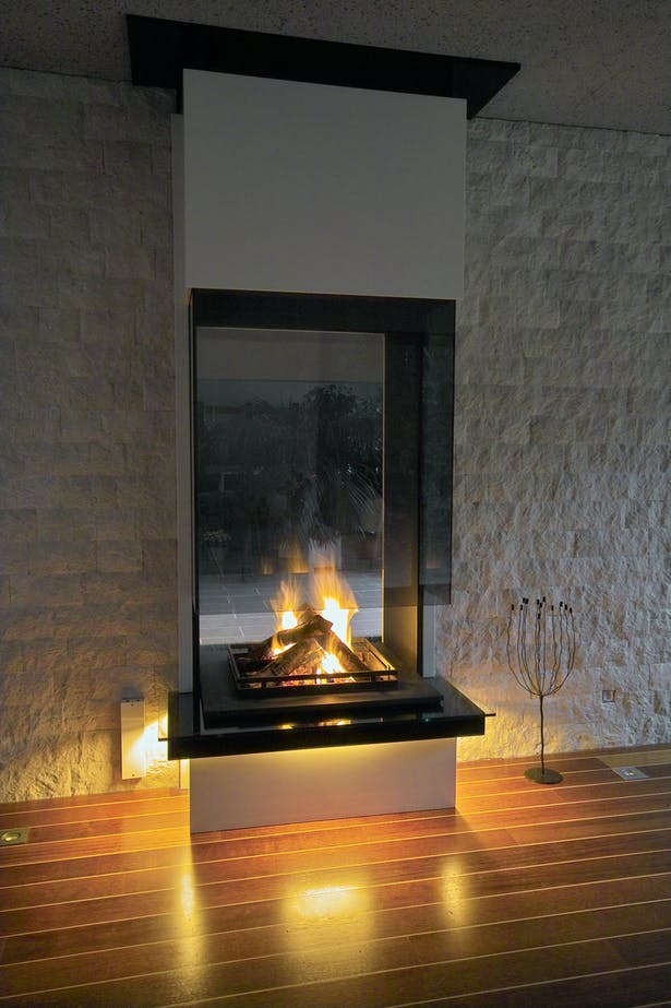 Bloch Design contemporary fireplace 7