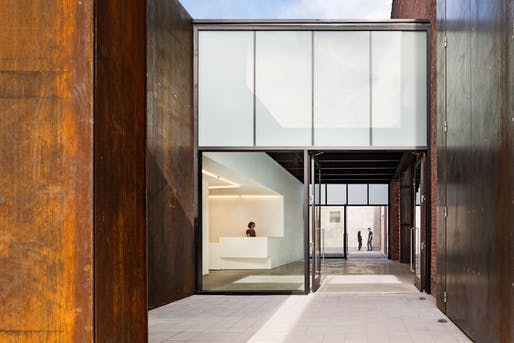 SculptureCenter in Long Island City, NY by Andrew Berman Architect. Photo credit: Michael Moran / OTTO.