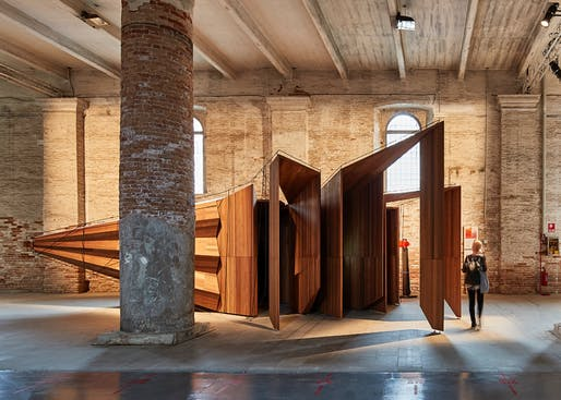 Somewhere Other by John Wardle Architects   Italy and Australia. Photo: Peter Bennetts.