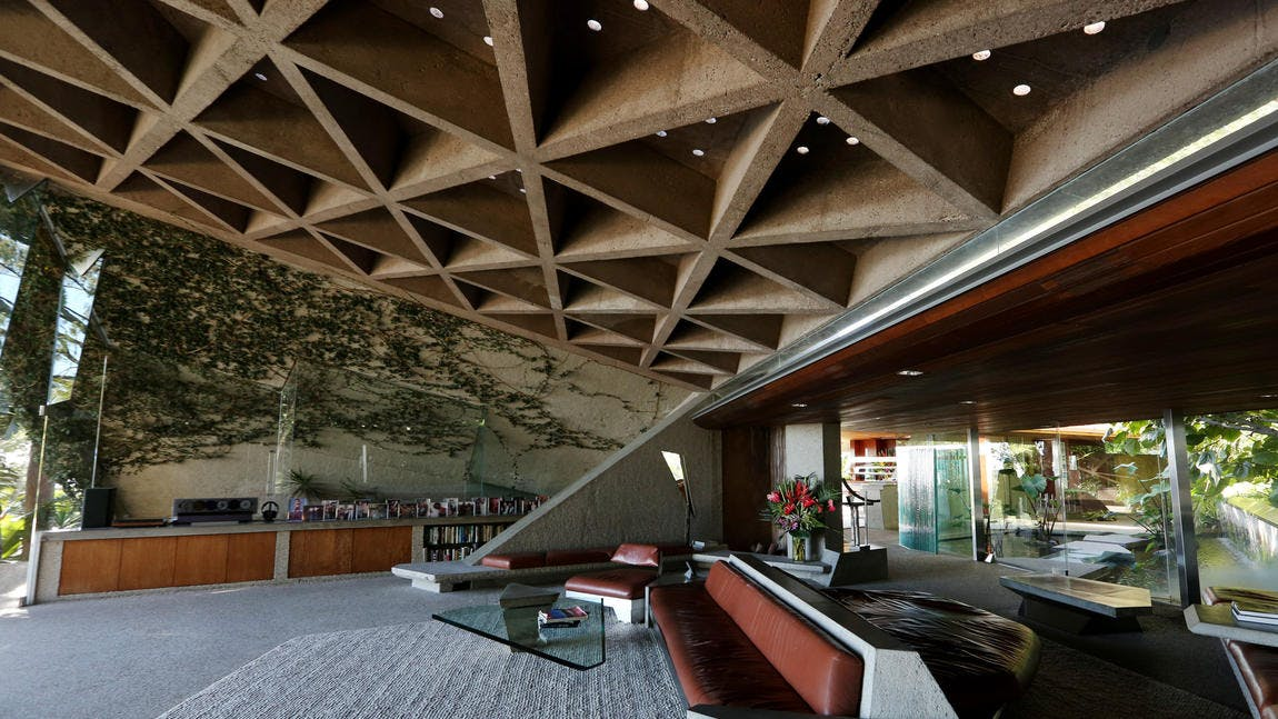 Lautner S Sheats Goldstein House Is To Be Donated To Lacma News