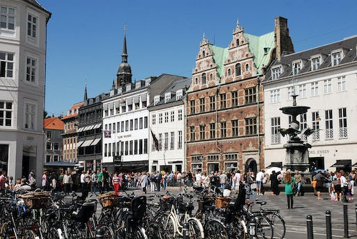 Copenhagen will become the first city to attempt to monetize its data. Image via wikimedia.org