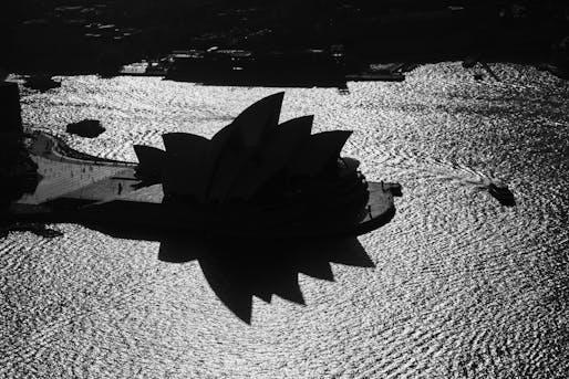 Merit Award: Sydney Opera House Silhouette, Ethan Rohloff