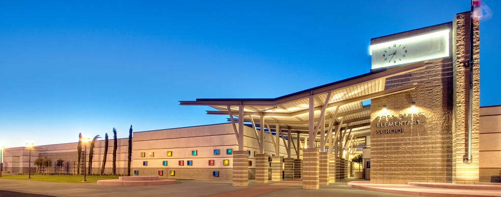 Rosa parks elementary school pjhm architects archinect - Centre commercial rosa parks ...