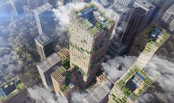 70-story wooden skyscraper proposed for Tokyo could become world's tallest