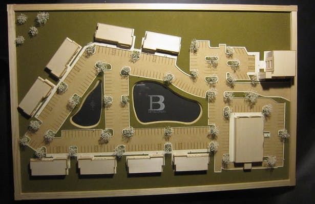 Hinesville Medical Center 1-Hand Made/Laser Cutter-24'x 36'