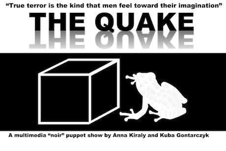 Is performing with The Quake tomorrow. http://www.kickstarter.com/projects/853344857/the-quake