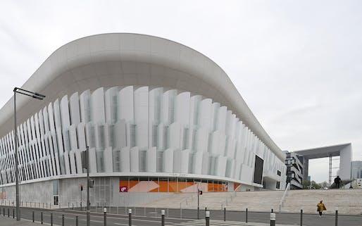 U Arena, Nanterre, France, 2017