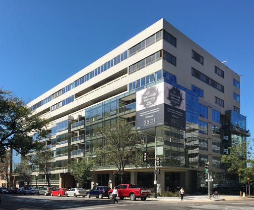 2501 M Street NW by CORE. Credit: Ron Ngiam
