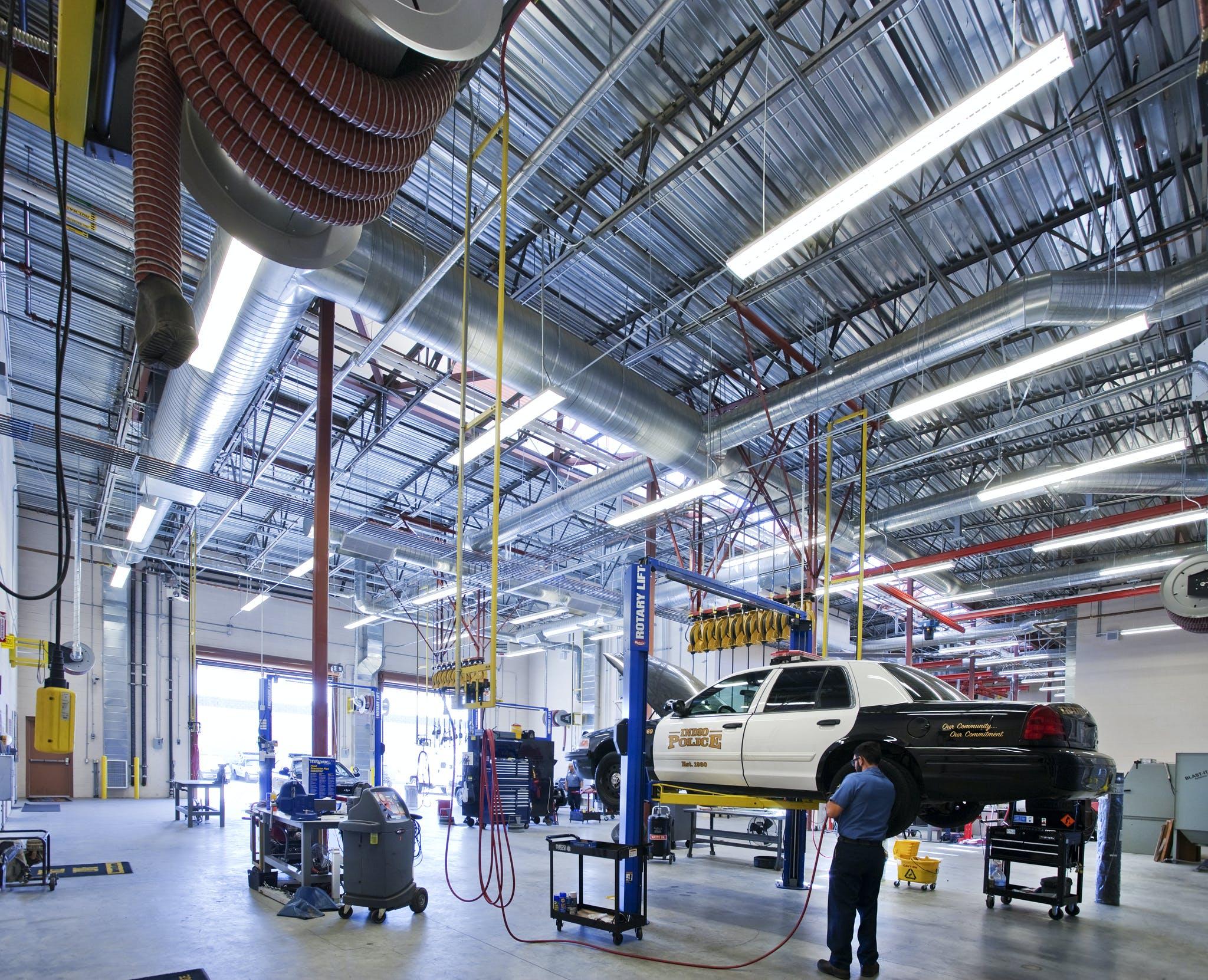 Indio Corporate Yard Robert Rauscher Aia Archinect