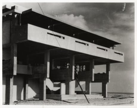 Lovell Beach House (Schindler, 1926) - open to the public on 16: http://makcenter.org/MAK_Exhibitions_Upcoming.php