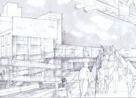 New York pedestrian bridges extensions