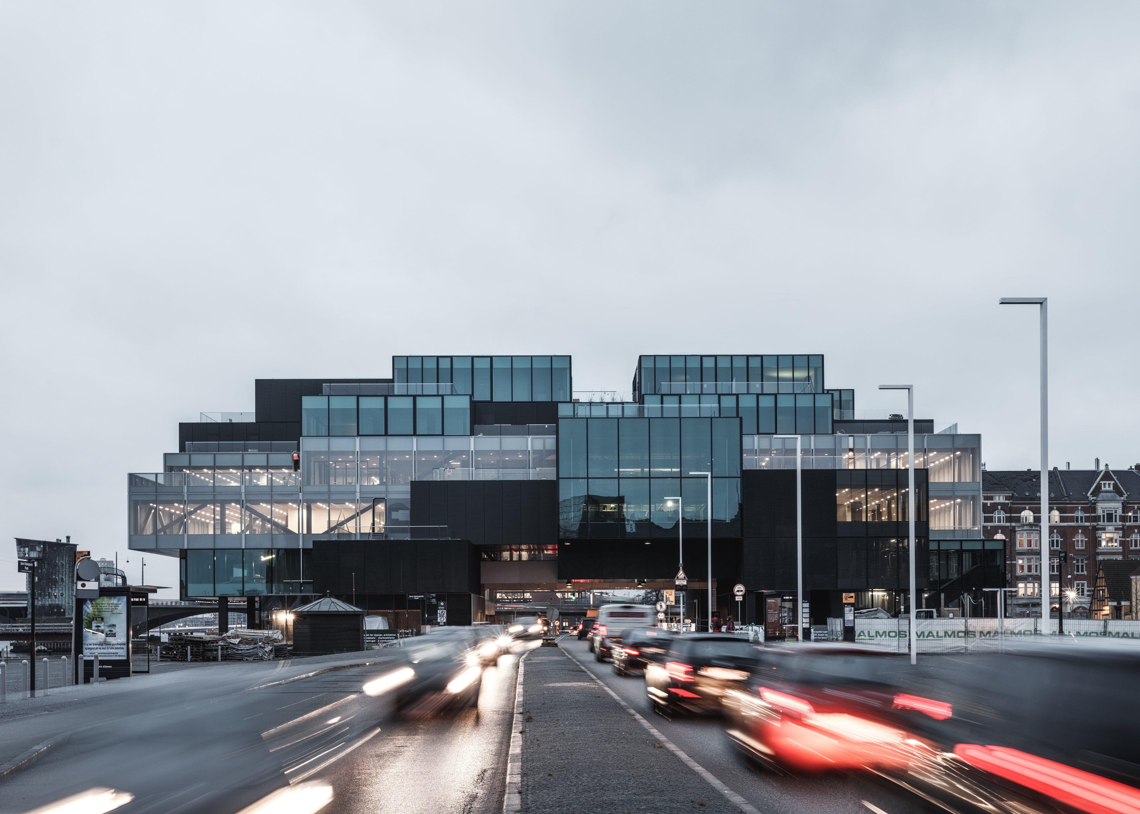 Oliver Wainwright On Oma S New Copenhagen Blox Building