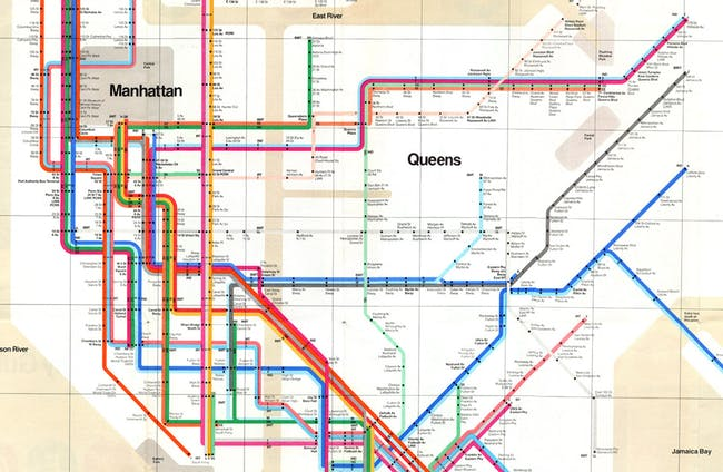 Nyc Subway Map Massimo Vignelli.Massimo Vignelli Acclaimed Modernist Architect And Graphic Designer