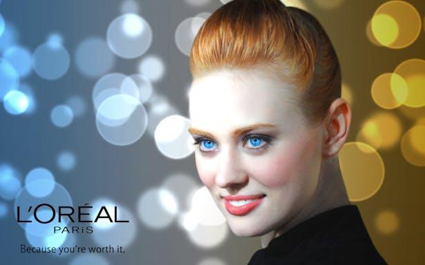 L'Oreal - Deborah Ann Woll