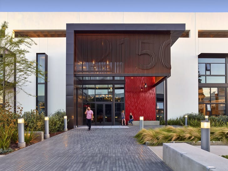 800 Apollo Creative Office. Courtesy of EYRC Architects.
