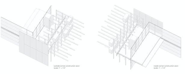 Construction Axon