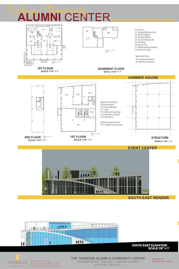 Project Board 2 - Plans