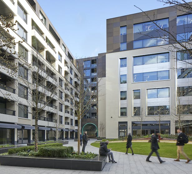Rathbone Square (c) Make Architects