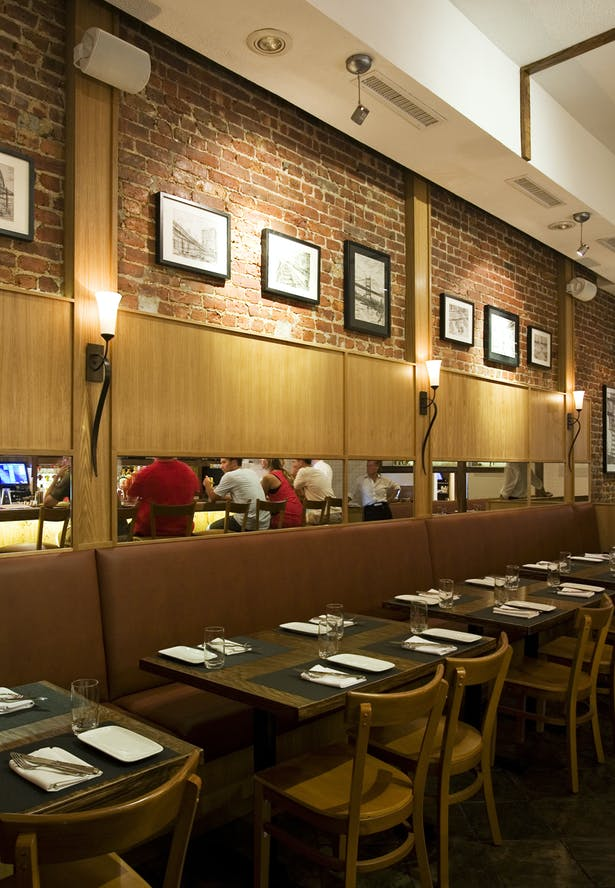 Highpoint Bistro Studio Vural Archinect