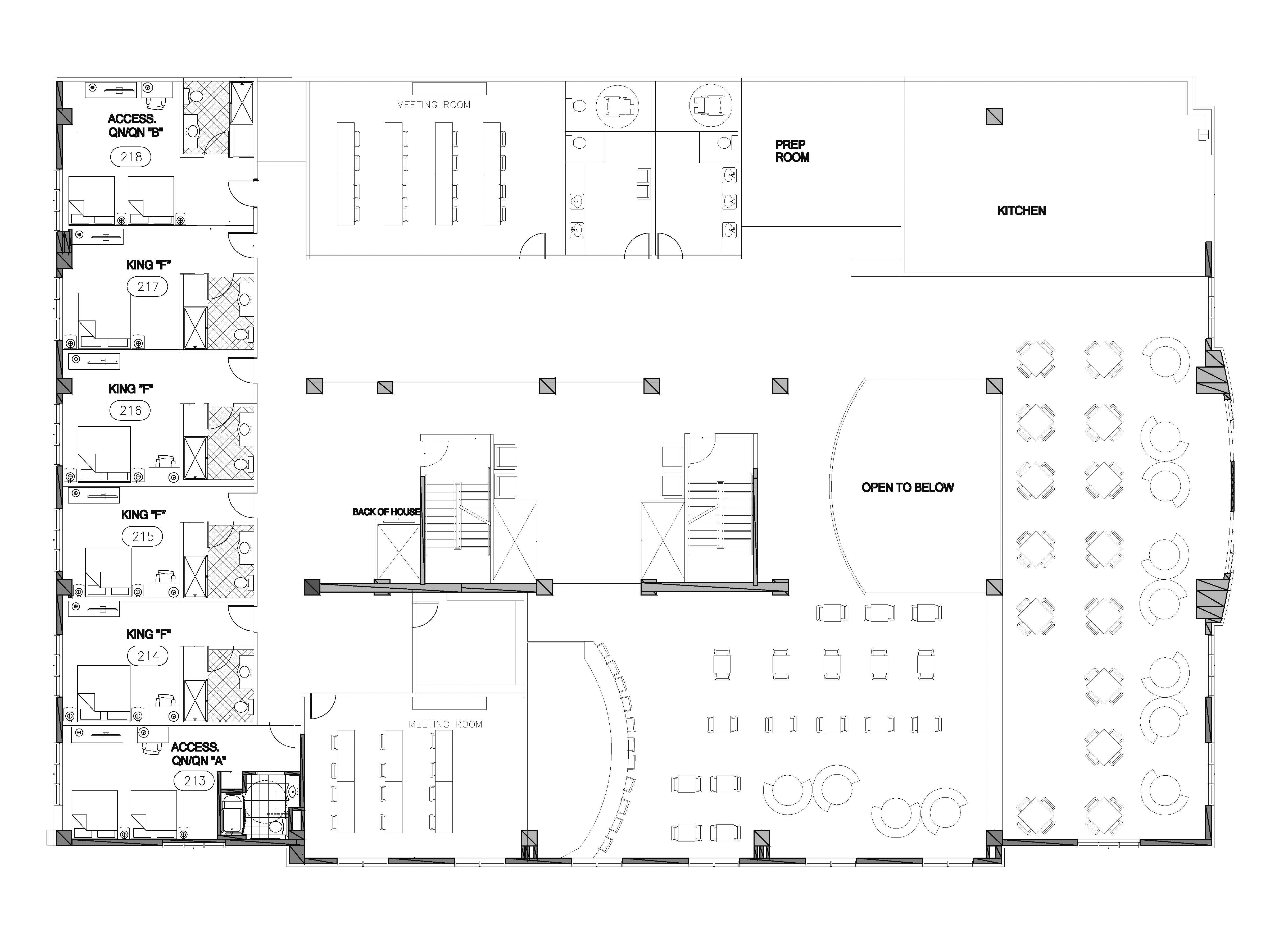 Hotel restaurant design jayanti dipaola archinect