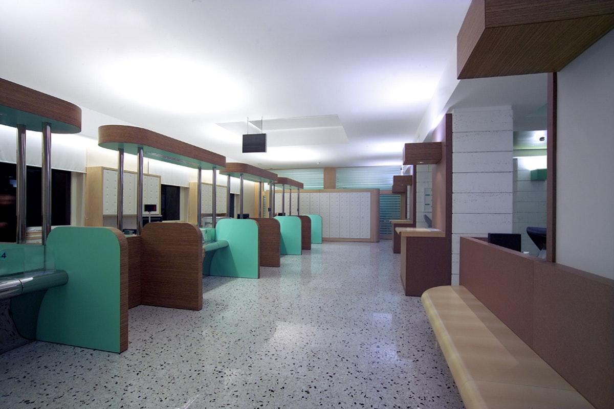 Status: Built Location: Pontedera, IT My Role: Interior Architect