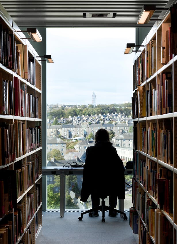 University of Aberdeen New Library_schmidt hammer lassen architects_10