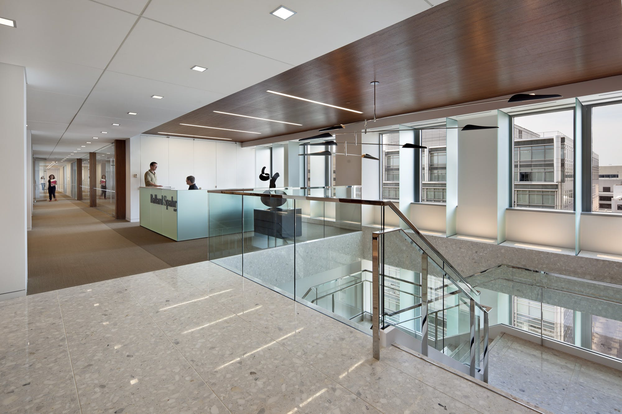 ballard spahr llp skb architecture and design archinect my role architects and designers additional credits michael moran photographer