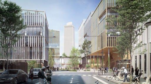Image courtesy of Henning Larsen Architects.