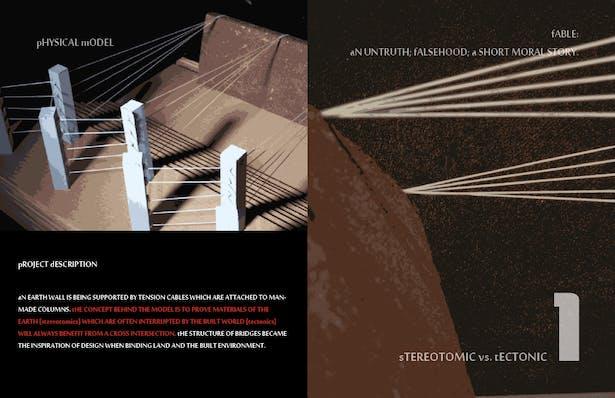 Physical Model [Stereotomics vs. Tectonics]