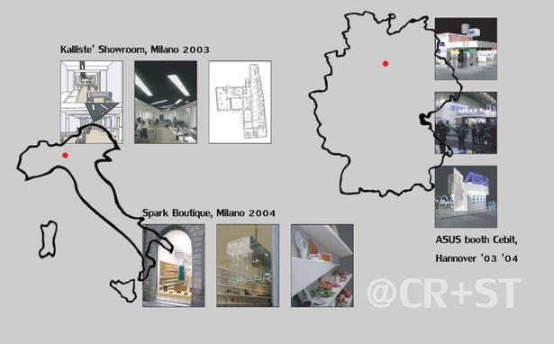 Projects @CR+ST