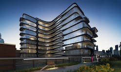 Zaha Hadid Architects commissioned to design High Line condo, to be first Hadid project in NYC