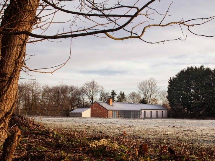 Stable Acre. Photo © David Kohn Architects.