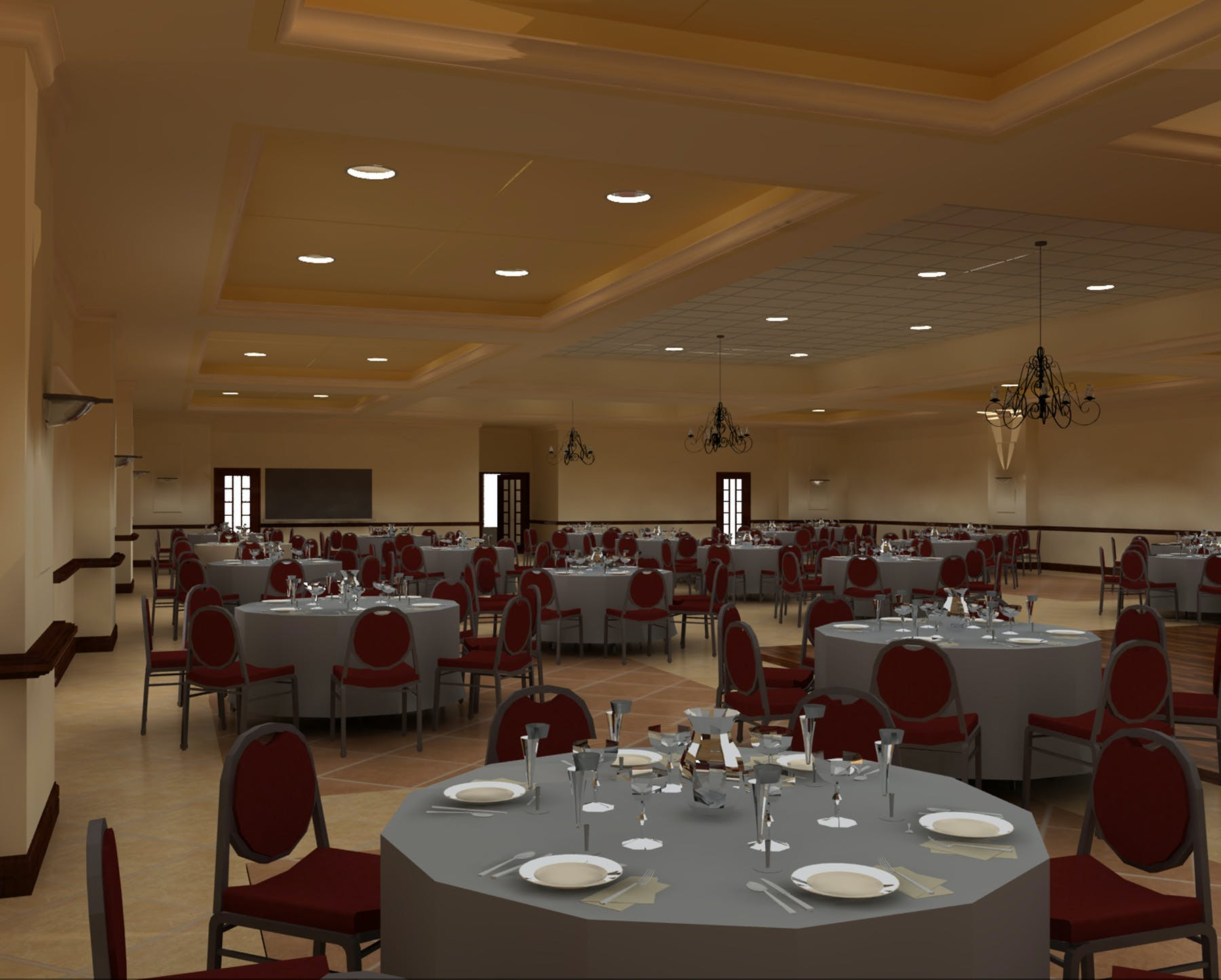 Small elegant hall in hoiston tx - The Elegance Banquet Hall