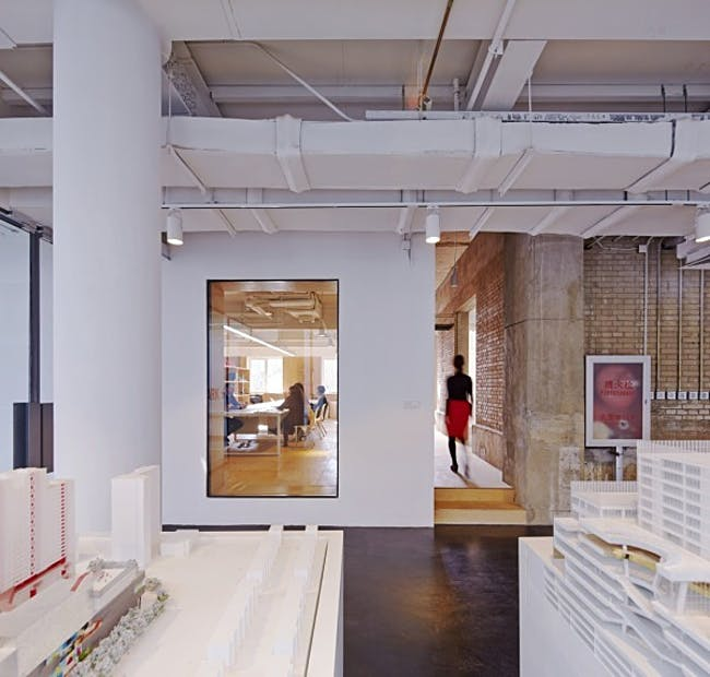 SPARK Office in Beijing, China by SPARK; Photo: Shu He